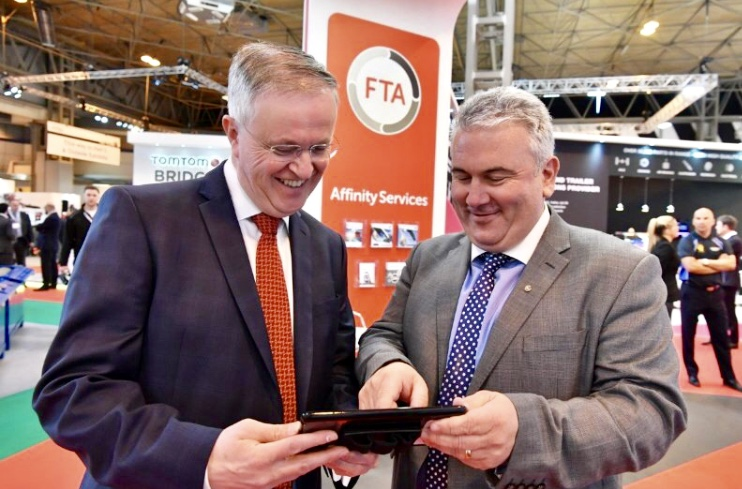 FTA Select us as their 5th Affinity Partner