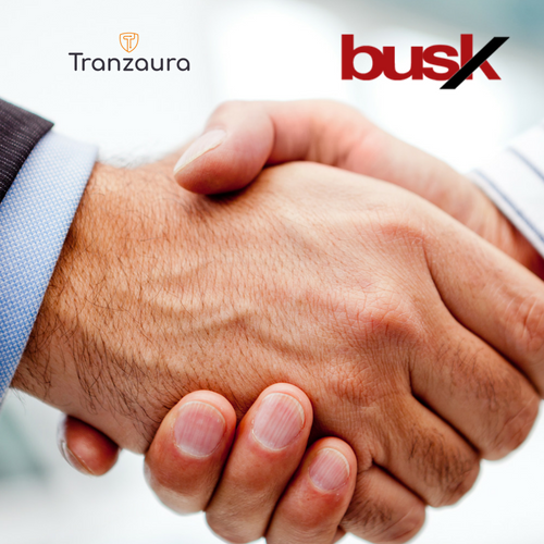 Tranzaura partner up with the organisation BUSK, to further promote child safety on the school run.