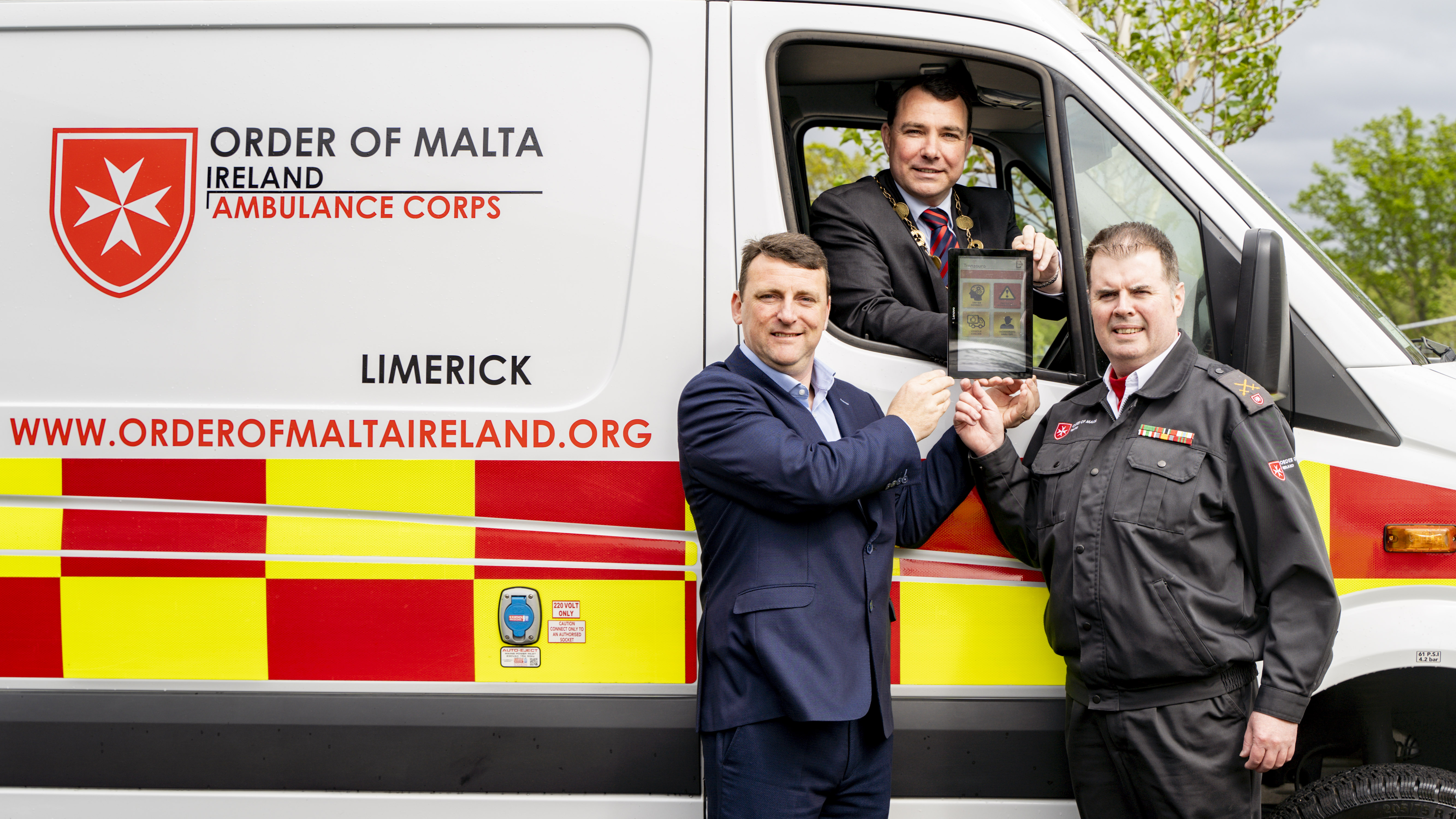 Our vehicle checks app helps a charity free up more time to fulfill their charitable mandate